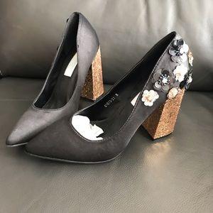 ASOS Sparkle Heel Shoe